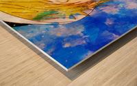 Sanji Wood print