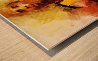 kobe bryant Wood print