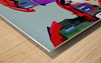 0228 Wood print