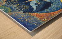 BNC1999-07 Wood print