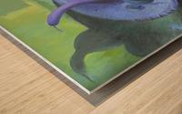 open_drawer_mr_atomic Wood print