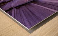 Sandrock Baguette Wood print
