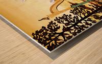 2003 014 Wood print