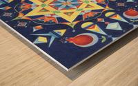 2001 042 Wood print