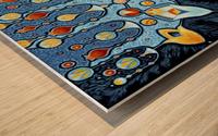 2002 027 Wood print