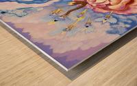 1991 019 Impression sur bois