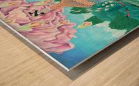 1991 010 Wood print