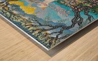 1997 024 Wood print