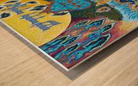 1997 021 Wood print