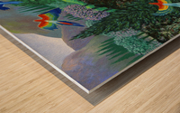 1996 032 Wood print