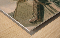 Cerneti Wood print