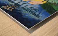 1994 08 Wood print