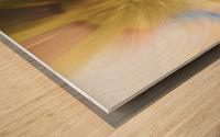 New Begingings Wood print