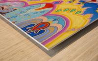 1999 016 Wood print
