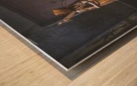 Varanasi Window - Walker Wood print