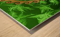 Elegant home decoration room design Impression sur bois