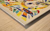 1989 026 Wood print