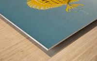 Residenza Pescellino Royale Wood print