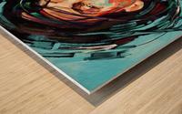 MIS PENSAMIENTOS Wood print