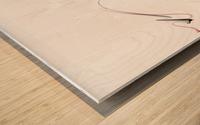 LENNON Wood print
