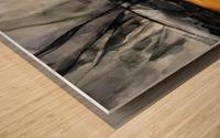 ESPACIOS TRUNCADOS Wood print