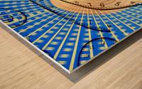 Time Bent Wood print
