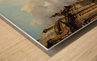 Staatliche Kunstsammlungen Dresden Wood print