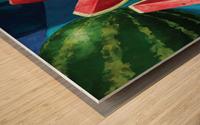 SANDIAS Wood print