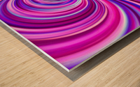 PERSPECTIVES 5D Wood print