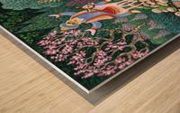 1999 036 Wood print