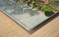 2005 020 Wood print