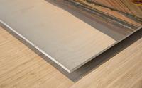 Leve du jour automnale Impression sur bois