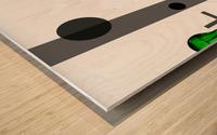 MATH 1 Wood print