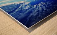 Cloudes 103 Wood print