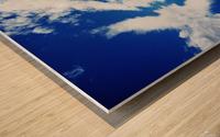 Cloudes 104 Wood print