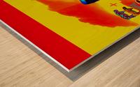 YAKYAKYAK  Wood print