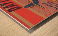 dayton ohio gift ideas Wood print