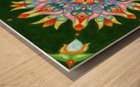 BNC2015-025 Wood print