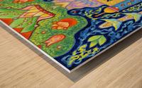 BNC2015-022 Wood print