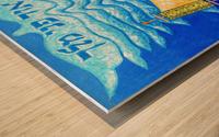BNC2015-026 Impression sur bois
