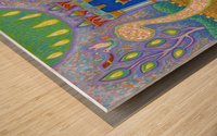 BNC2015-033 Wood print