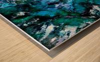 Impulse Wood print