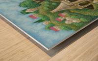 BNC2016-057 Impression sur bois