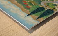BNC2016-056 Impression sur bois