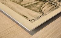 BNC1968-02 Wood print