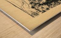 BNC1967-07 Wood print