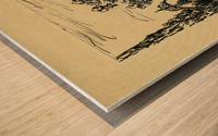 BNC1967-024 Wood print