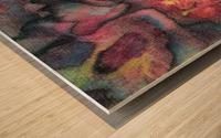 2020-5 Wood print