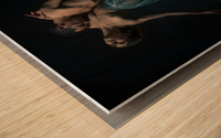Si pres et si loin 2 Wood print