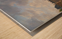 Het Mauritshuis te Den Haag Wood print